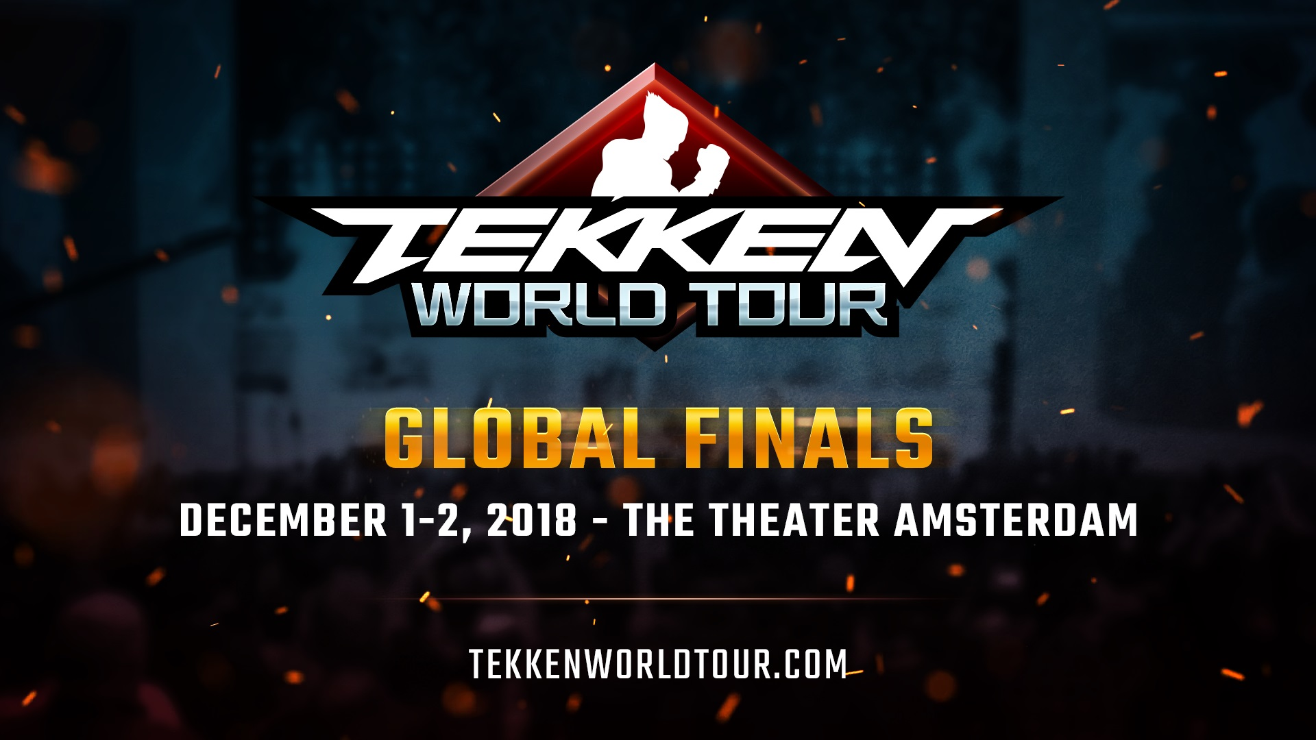 TEKKEN World Tour Finals Promo