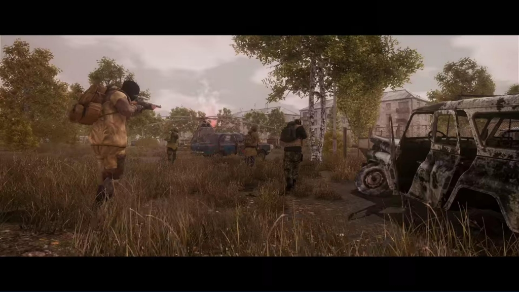 Featured video: Next Day: Survival Trailer