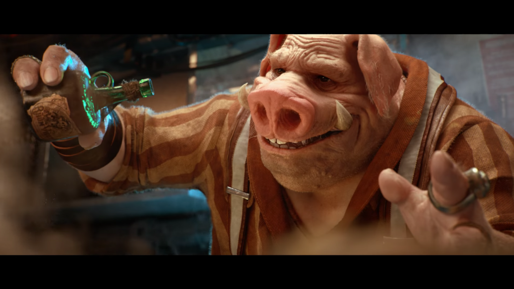 Featured video: Beyond Good & Evil 2: E3 2018 Cinematic Trailer