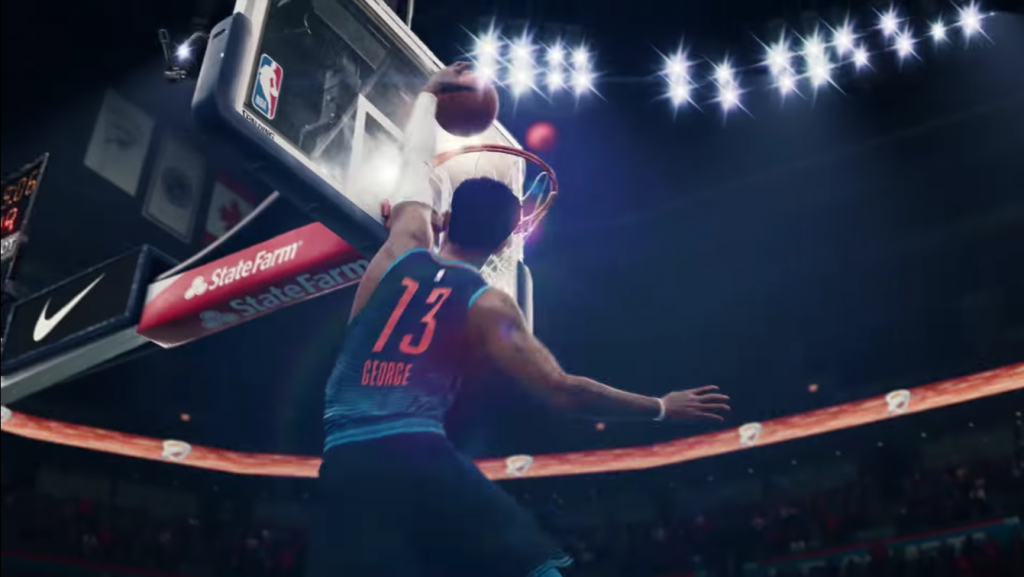 Featured video: NBA LIVE 19 Reveal Trailer (E3 2018)