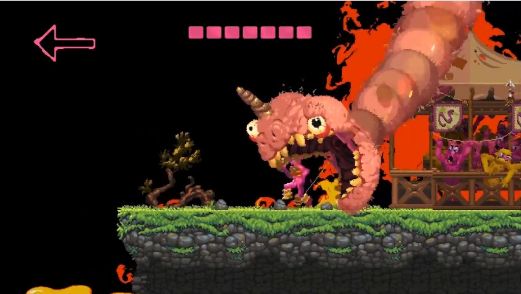 Featured video: Nidhogg 2 Comes to Xbox One in July