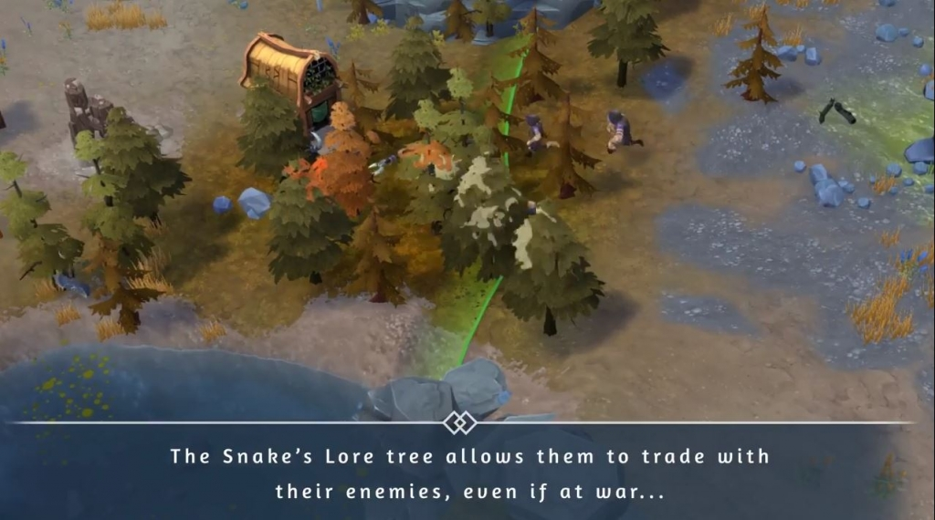 Featured video: Northgard Welcomes The Clan of the Snake to the Game