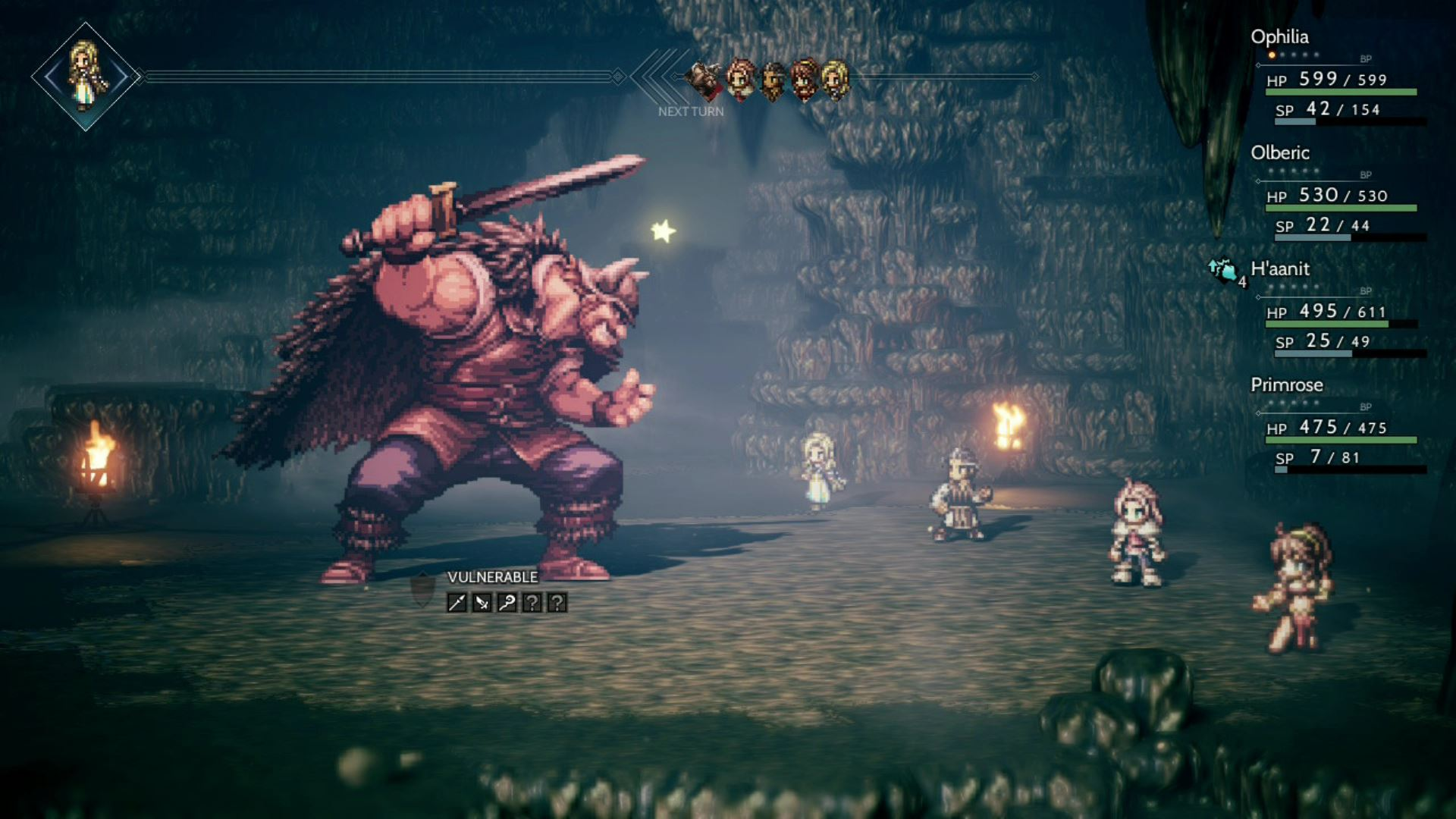 Octopath Traveler Review - 5