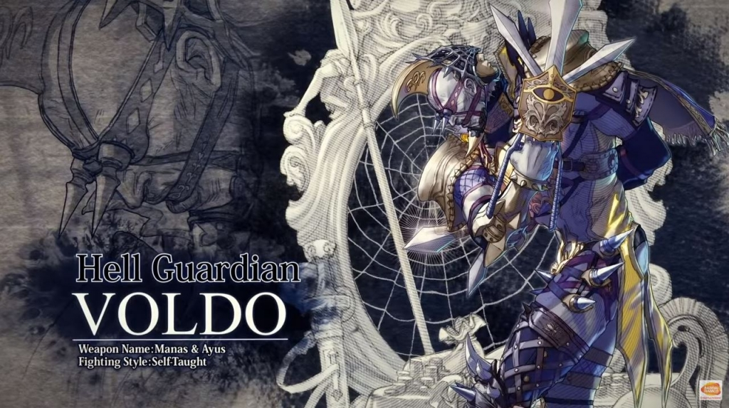 Soulcalibur VI – Voldo Reveal Trailer