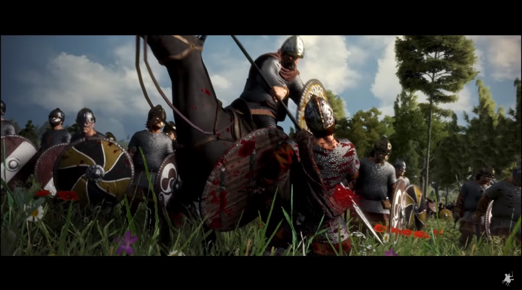 Featured video: A Total War Saga: Thrones of Britannia – Blood, Sweat and Spears