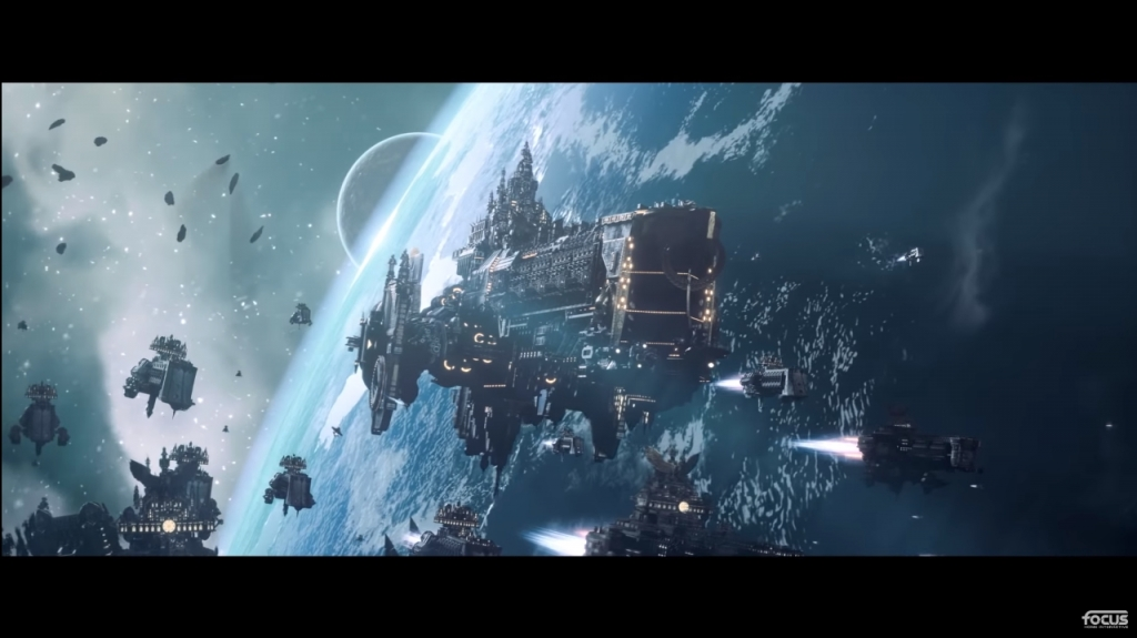 Featured video: Battlefleet Gothic: Armada 2 – Faction Trailer