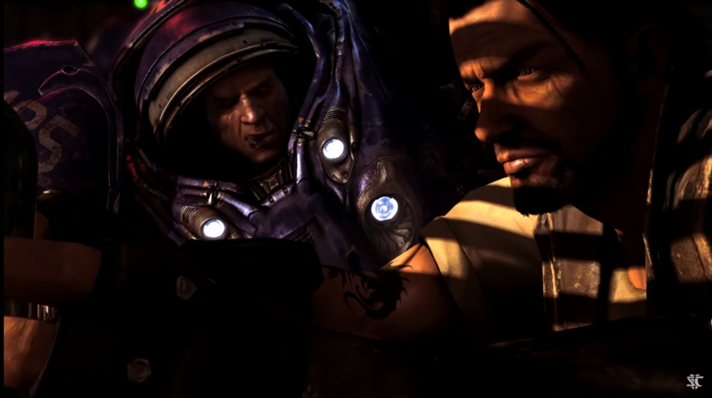 Featured video: Starcraft 2: Co-Op Commander Preview: Tychus
