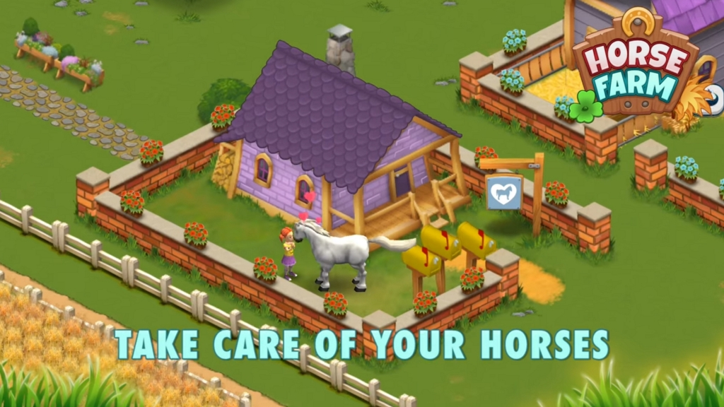 Featured video: Horse Farm – Open an Equestrian Center
