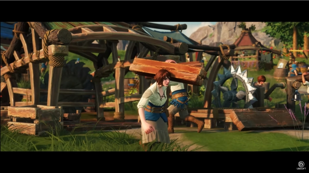 Featured video: The Settlers (2019): Gamescom Trailer