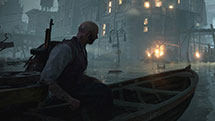 Latest game: The Sinking City