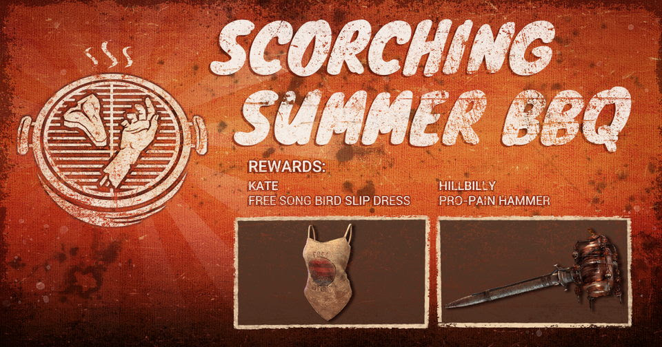 Dead by Daylight - Summer Scorching Event