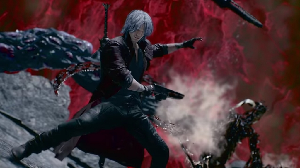 Featured video: Devil May Cry 5 Trailer (TGS 2018)