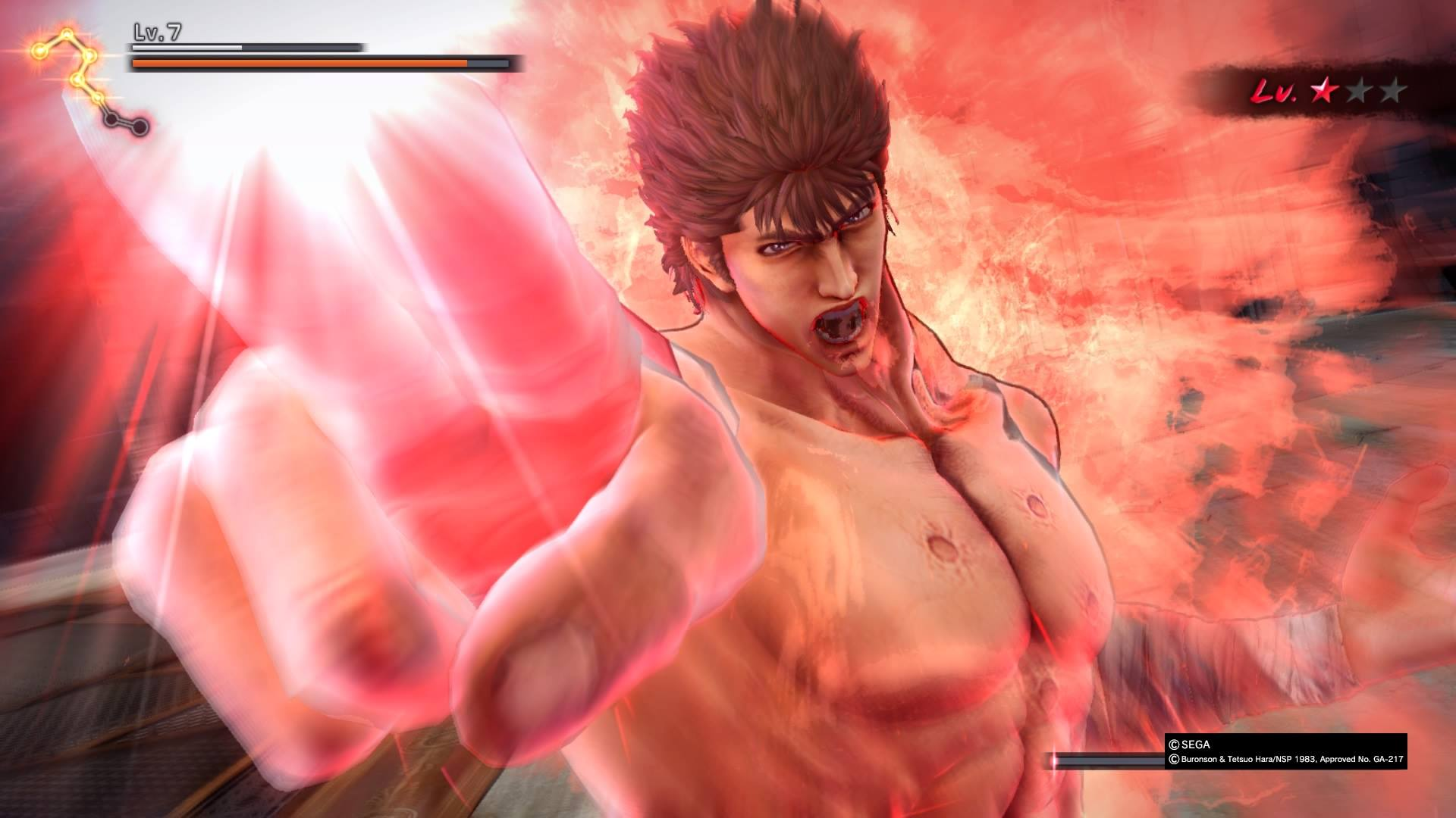 Fist of the North Star - Lost Paradise Review -Omae wa mo shindeiru