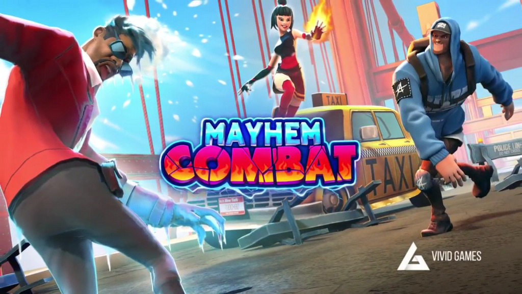 Featured video: Mayhem Combat Launch Trailer