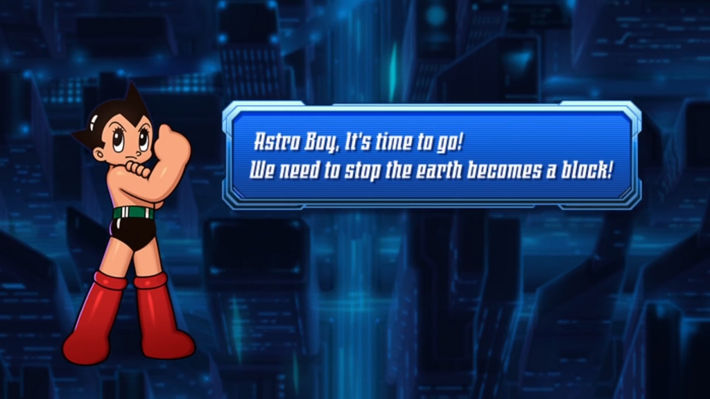 Featured video: Astro Boy: Brick Breaker Trailer
