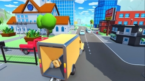 "Featured video: ""Totally Reliable Delivery Service Reveal Trailer"
