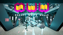 Latest game: Occupy White Walls