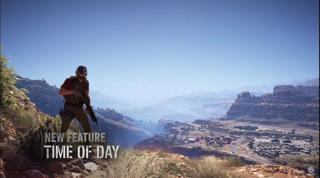 Featured video: Tom Clancy's Ghost Recon Wildlands: Special Operation 4 Trailer