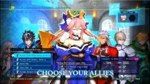 "Featured video: ""Fate/Extella LINK – Launch Trailer"