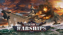 Latest game: Legend of Warships