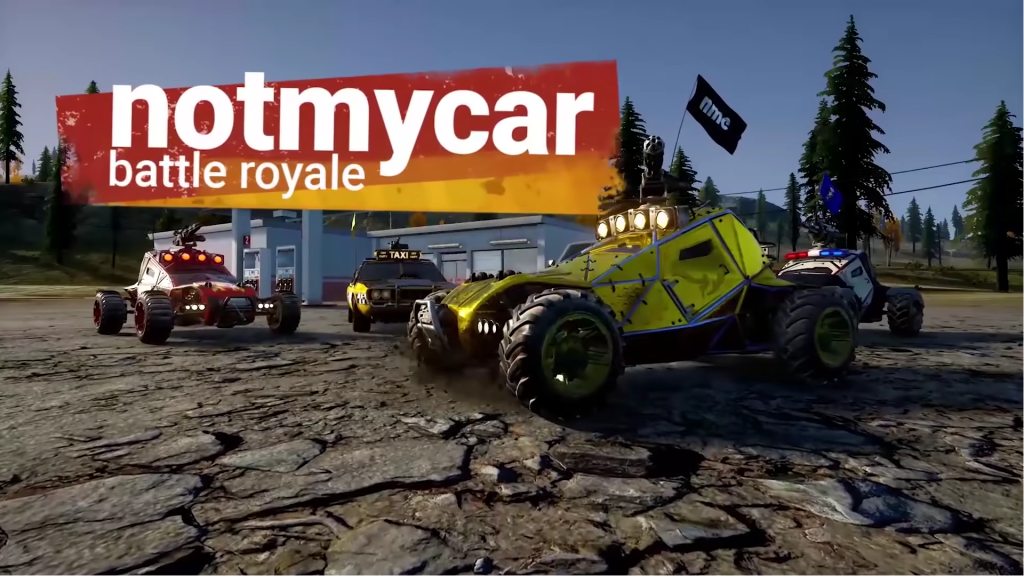 Featured video: notmycar Launch Trailer
