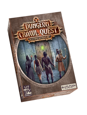 Dungeon Crawl Quest Box Art Small
