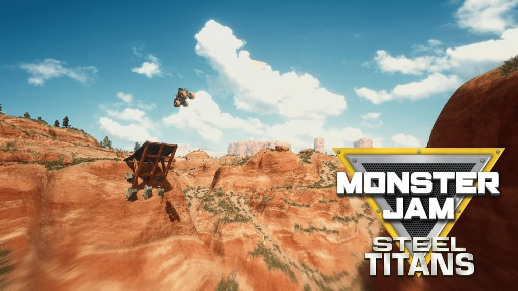 Featured video: Monster Jam Steel Titans Launches by THQ Nordic