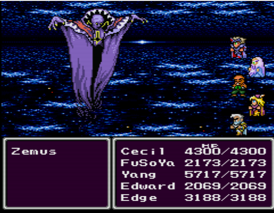 Randomizer Discussion - FF4