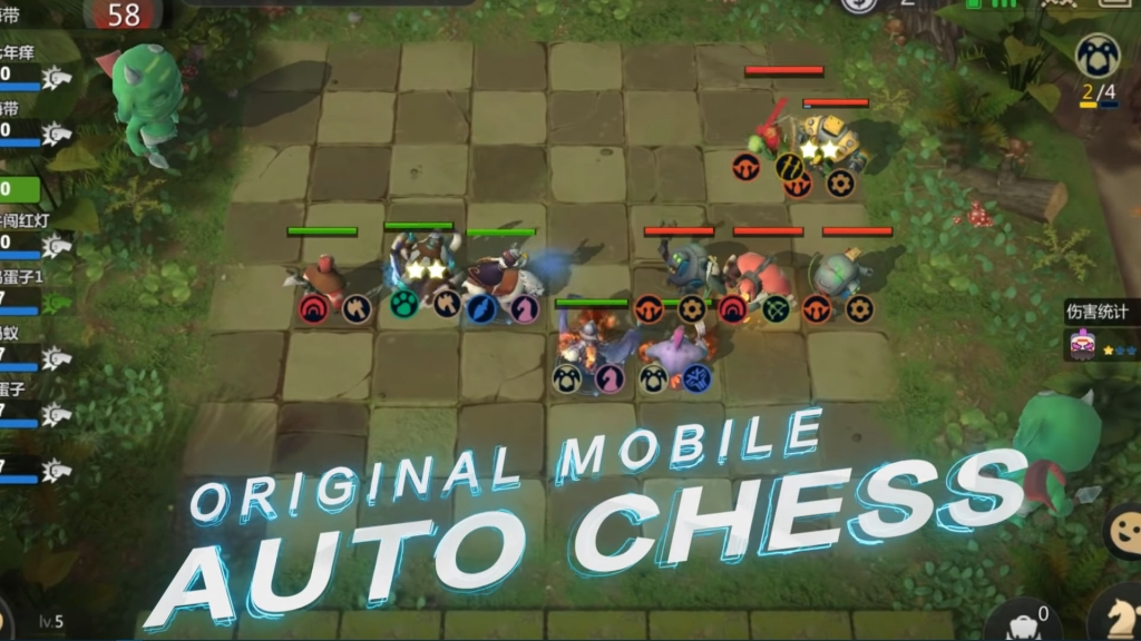 Featured video: Auto Chess Trailer