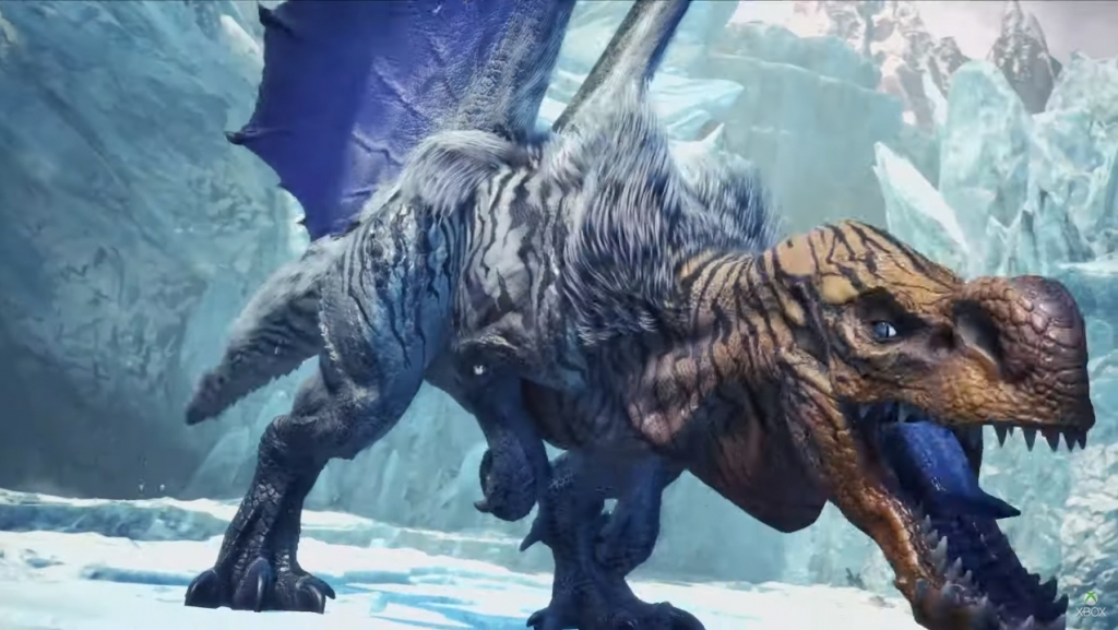 Featured video: Monster Hunter World: Iceborne Reveals Monster Subspecies and More
