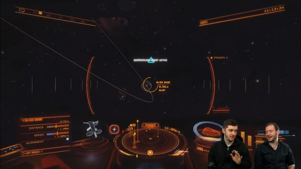 Featured video: Elite: Dangerous – New Beginnings – Befriending the Empire
