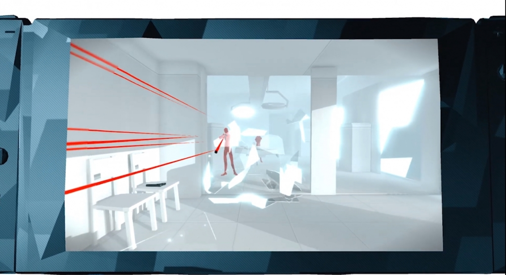 Featured video: SUPERHOT Hits Nintendo Switch Today