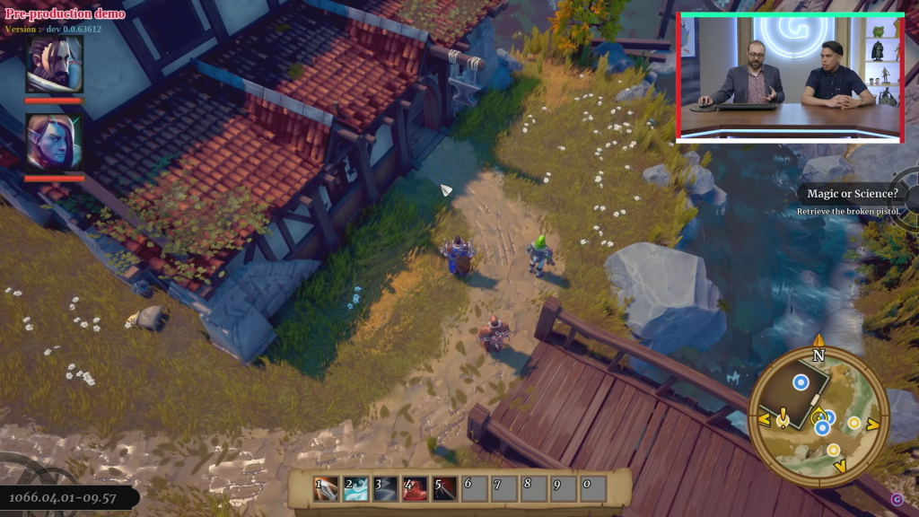 Featured video: Project Witchstone Gameplay Demo GDC 2019