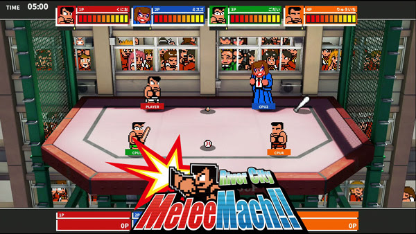 River City Melee Mach image