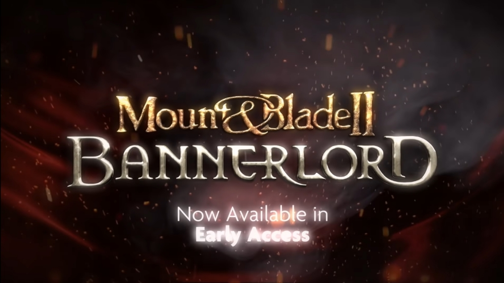 Featured video: Mount & Blade II: Bannerlord – Early Access Trailer