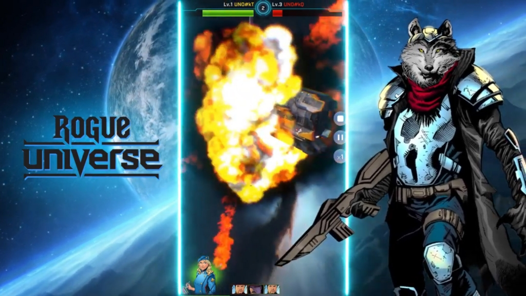 Featured video: Rogue Universe Launch Trailer
