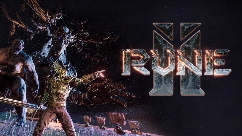 Featured video: RUNE II Lazarus Update 1.1 Trailer