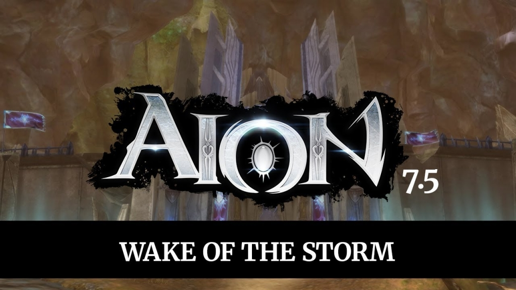 Featured video: AION 7.5: Wake of the Storm Trailer