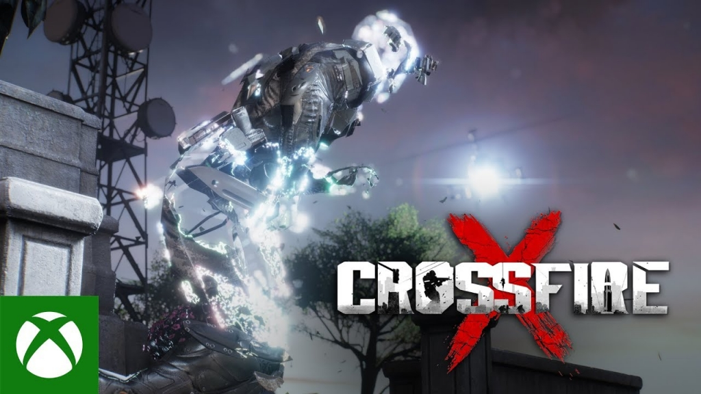 Featured video: CrossfireX Open Beta Announcement Trailer