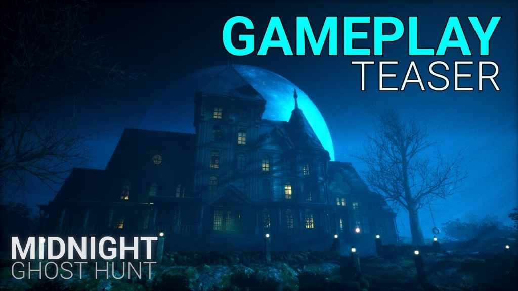 Featured video: Midnight Ghost Hunt Gameplay Teaser