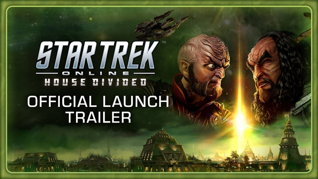 Featured video: Star Trek Online: House Divided Launch Trailer