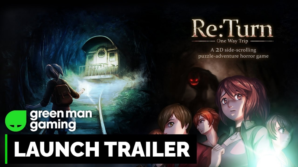 Featured video: Re:Turn – One Way Trip Launch Trailer