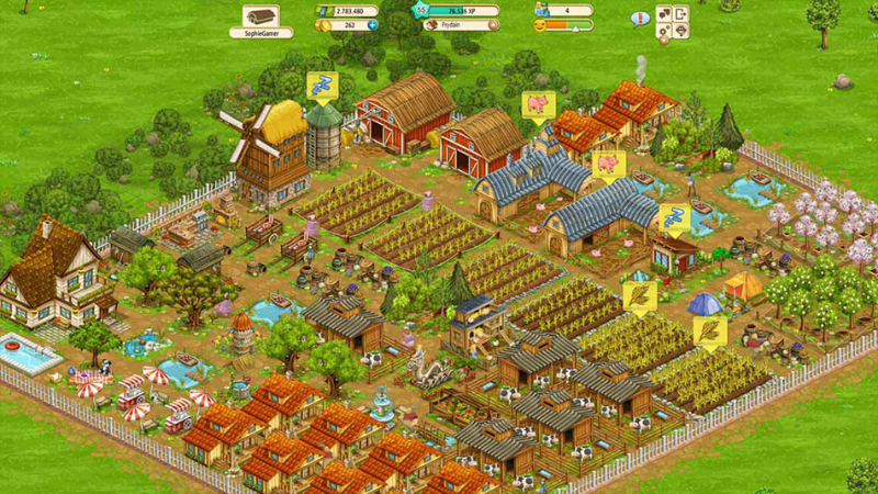 Goodgame Big Farm.De