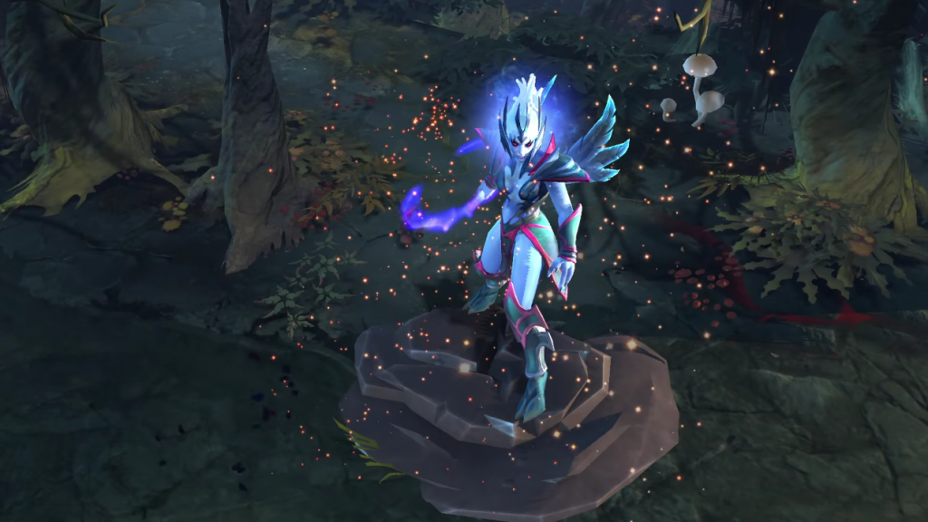Featured video: DotA 2 2015 Trailer