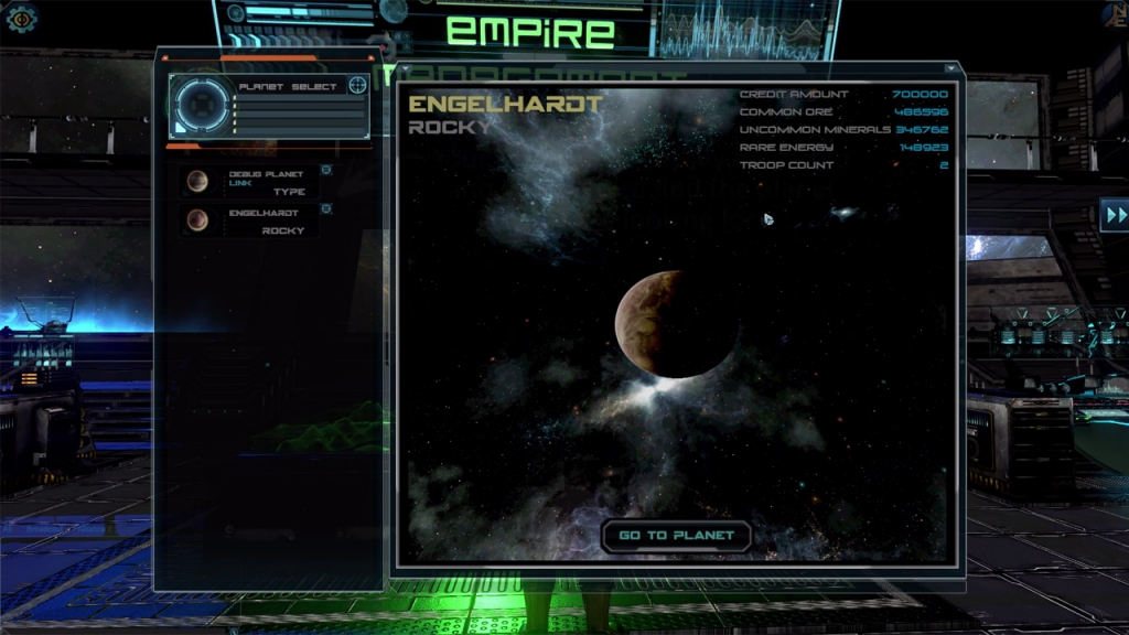 Featured video: Novus AEterno State of the Game 2: Planet Management