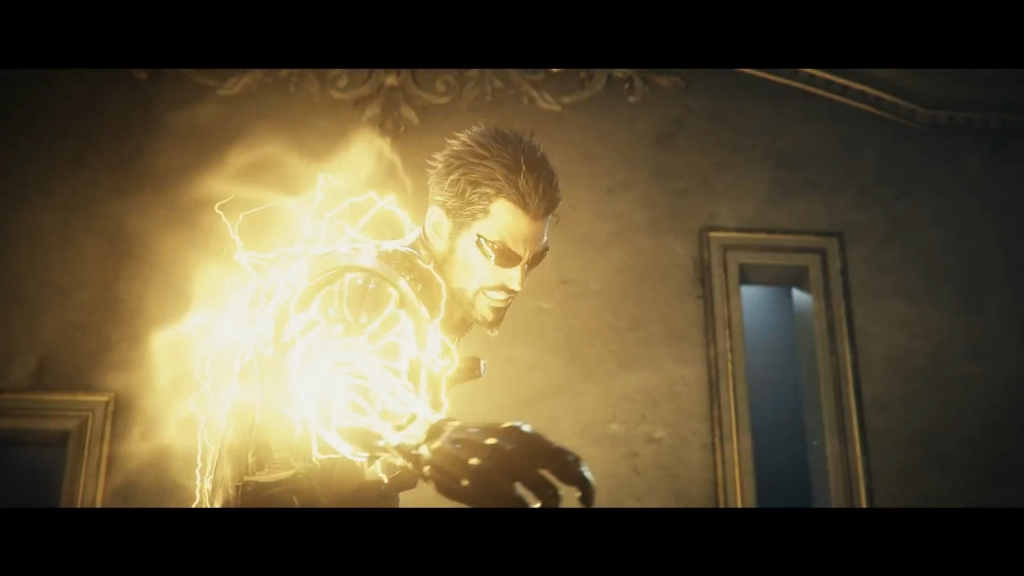 Featured video: Deus Ex: Mankind Divided Announcement Trailer