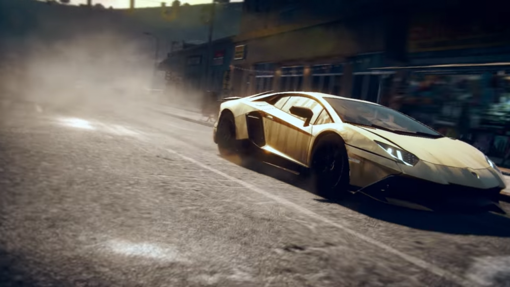 Featured video: Need For Speed Edge G-Star 2016 Trailer