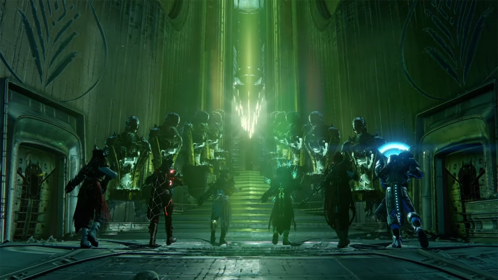 Featured video: Destiny Rise of Iron Age of Triumph Trailer