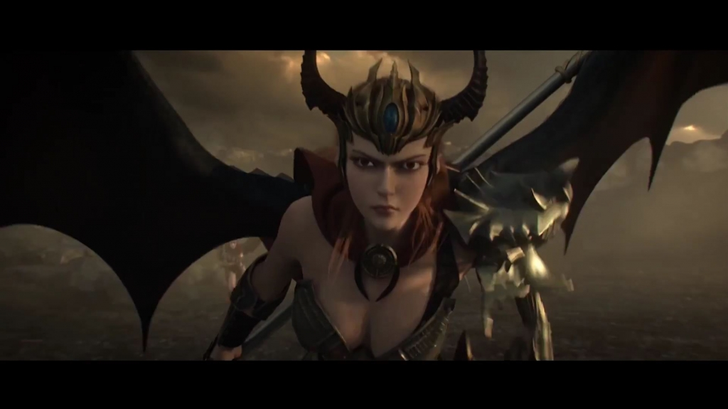 Featured video: League of Angels: New CG Trailer [Paradise Land]