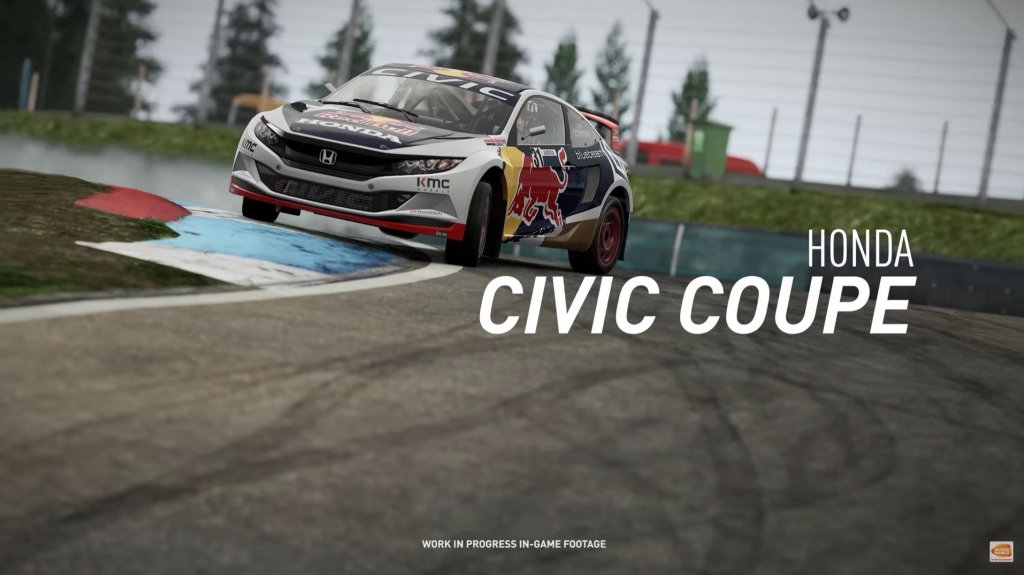 Featured video: Project CARS 2 – Official Rallycross Gameplay Trailer